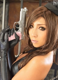 Saeka_Sexy_Latex_11