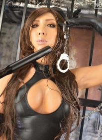 Saeka_Sexy_Latex_25